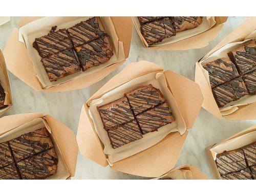 Chegaram os Brownies GULATO